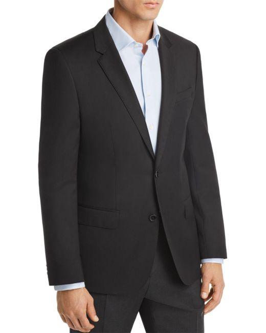 BOSS - Black Hayes Slim Fit Create Your Look Suit Jacket for Men - Lyst