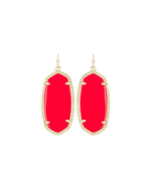 Kendra Scott - Multicolor Elle Earrings - Lyst
