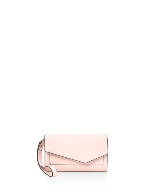 Botkier - Black Cobble Hill Leather Wallet - Lyst