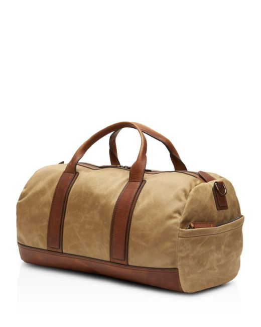 Frye - Brown Carter Duffel Bag for Men - Lyst