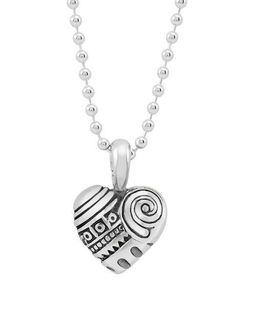 "Lagos   Metallic ""heart Of Philadelphia"" Necklace, 34""   Lyst"