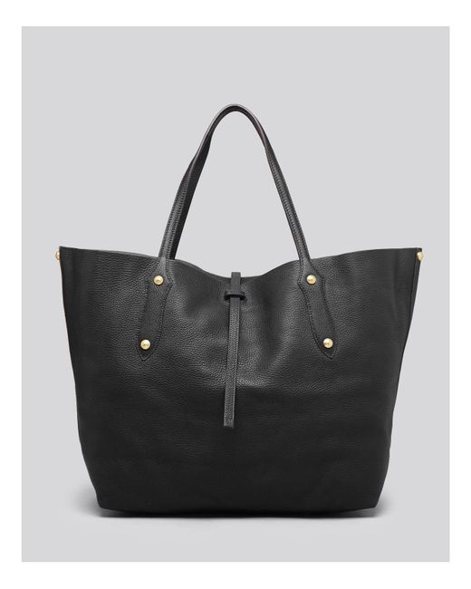 Annabel Ingall - Black Isabella Large Leather Tote - Lyst