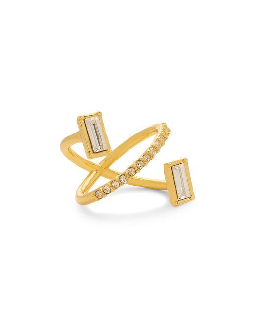 Melissa Lovy   Metallic Monrow Ring   Lyst