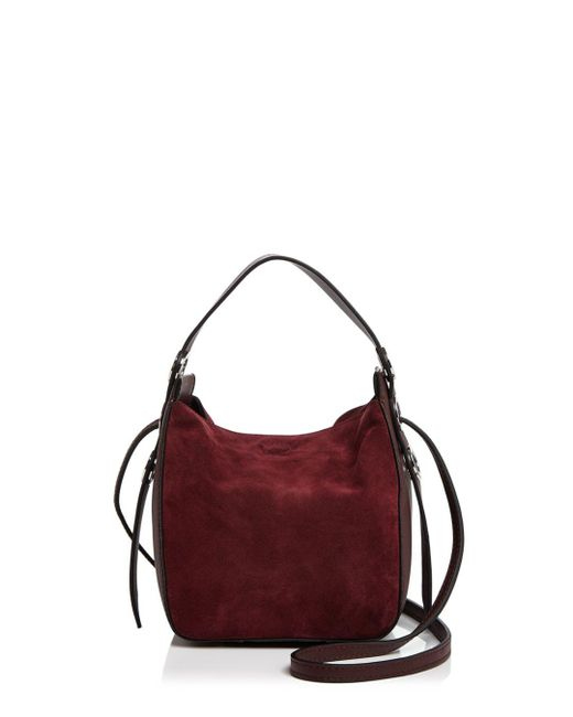 Kendall + Kylie - Multicolor Kendall And Kylie Molly Mini Suede Crossbody - Lyst
