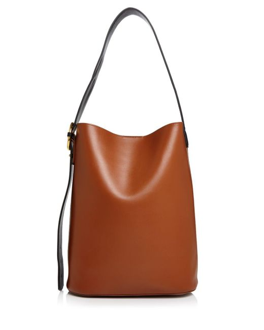 Parisa Wang - Brown Allured Leather Tote - Lyst