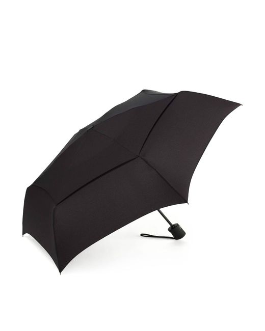 Shedrain | Black Windpro® Vented Automatic Compact Umbrella | Lyst