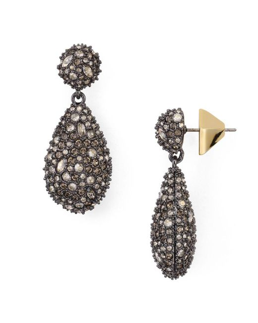 Alexis Bittar - Multicolor Pavé Pod Drop Earrings - Lyst