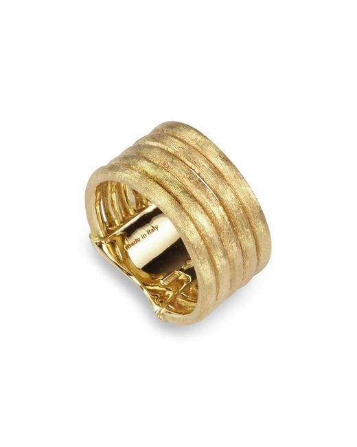Marco Bicego | Metallic Jaipur Link Five Row Ring | Lyst