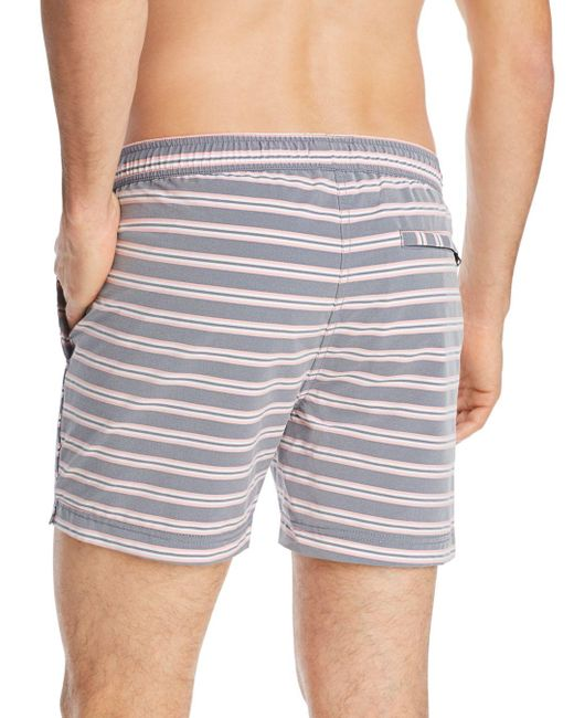 56a33e458350e ... Onia - Blue Calder Swim Trunks for Men - Lyst