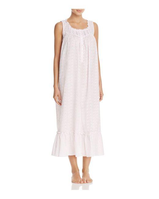 Eileen West | Pink Sleeveless Ballet Nightgown | Lyst