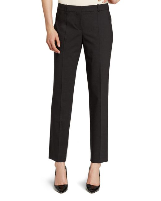 BOSS - Black Tiluna Fundamental Straight Pants - Lyst
