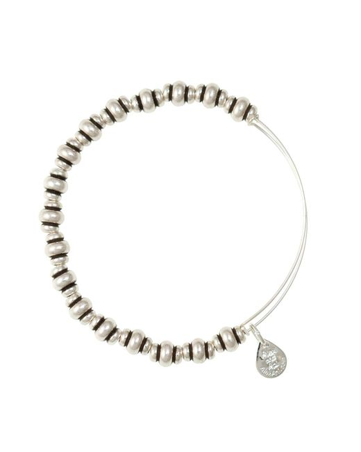 ALEX AND ANI | Metallic Nile Bangle | Lyst