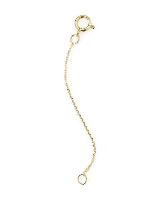 Adina Reyter - Metallic Necklace Extender - Lyst