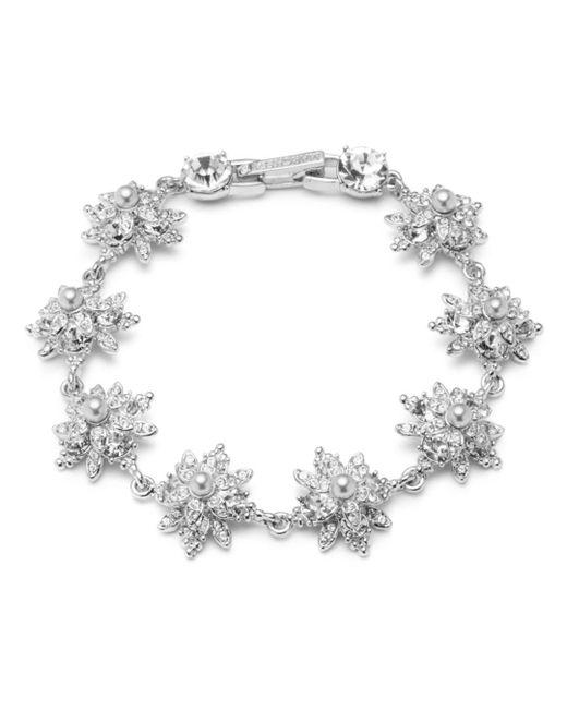 Marchesa - Metallic Flex Bracelet - Lyst