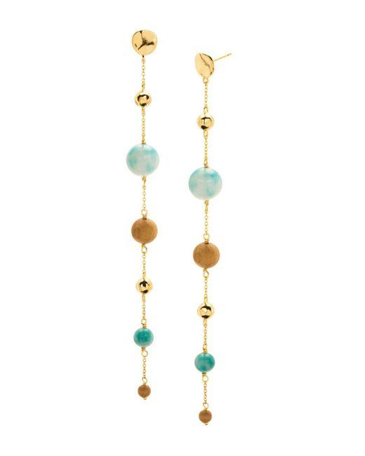 Gorjana - Multicolor Makena Duster Linear Drop Earrings - Lyst