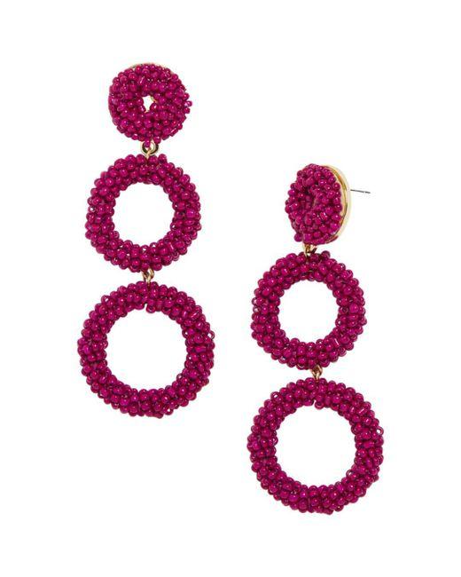 BaubleBar - Multicolor Capella Drop Earrings - Lyst