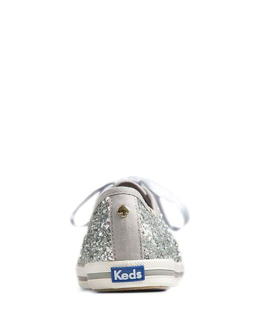 ebbbfd04b8 ... Keds - Metallic X Kate Spade New York Champion Glitter - Lyst ...