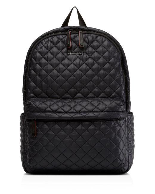 MZ Wallace - Purple Metro Backpack Black - Lyst