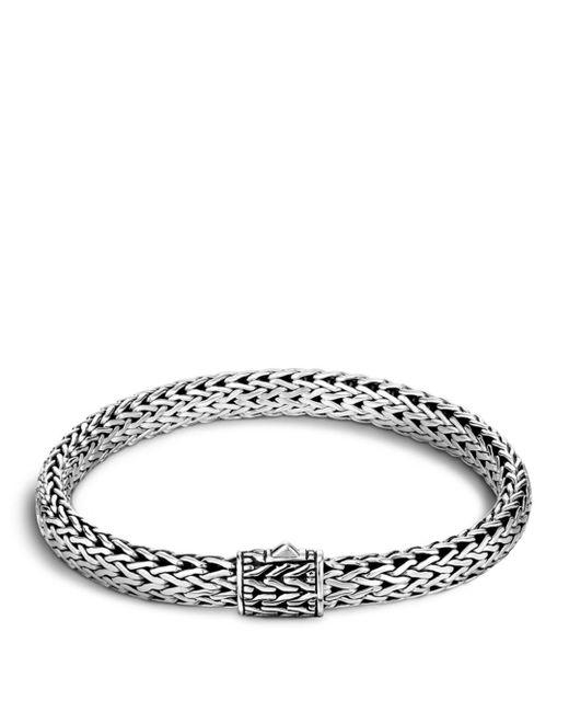 John Hardy - Metallic Classic Chain Sterling Silver Small Bracelet - Lyst