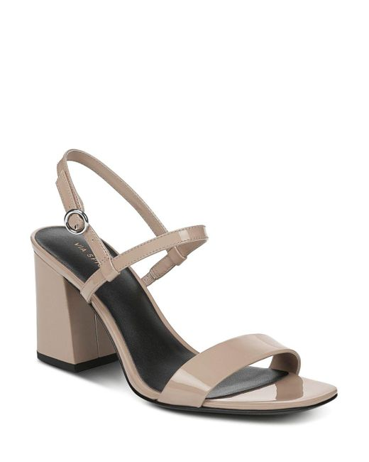 462b7ab982f2 Via Spiga - Multicolor Women s Eden Block Heel Sandals - Lyst ...