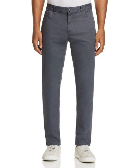 Michael Kors - Multicolor Parker Five - Pocket Stretch Straight Fit Pants for Men - Lyst