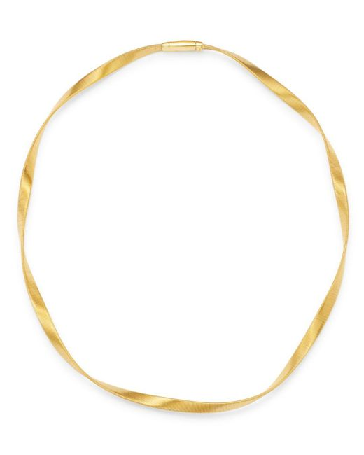Marco Bicego - Metallic 18k Yellow Gold Marrakech Collection Necklace - Lyst