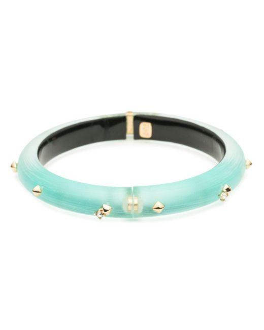 Alexis Bittar - Multicolor Studded Bangle Bracelet - Lyst