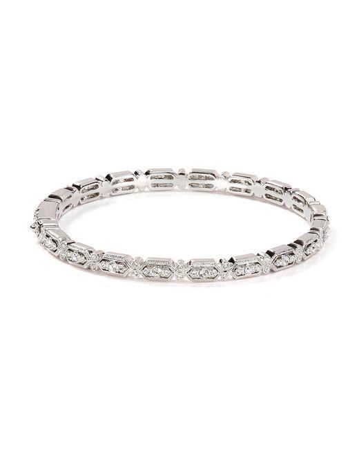 Nadri | Metallic Filigree Bracelet | Lyst