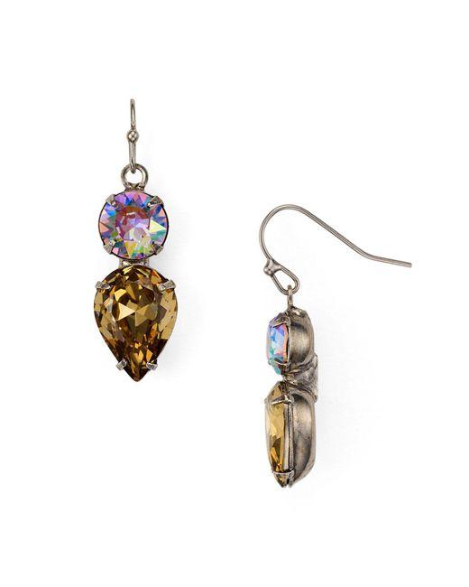 Sorrelli | Multicolor Drop Earrings | Lyst