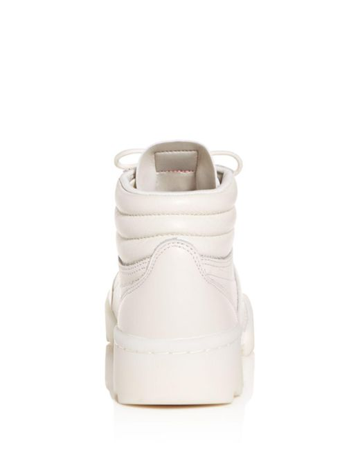 0f14810e64402 ... Reebok - Multicolor Women s Freestyle Hi Nova Ripple X Gigi Hadid High-top  Sneakers ...
