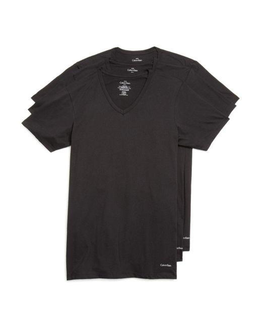Calvin Klein   Black Pack Of 3 for Men   Lyst