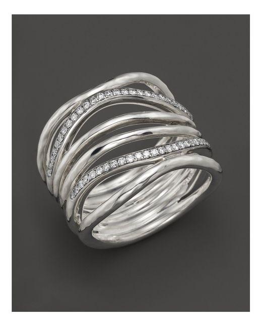 Ippolita   Metallic .32 Ct. T.w.   Lyst