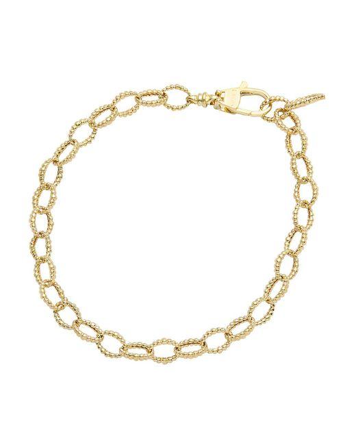 Lagos | Metallic 18k Gold Link Bracelet | Lyst