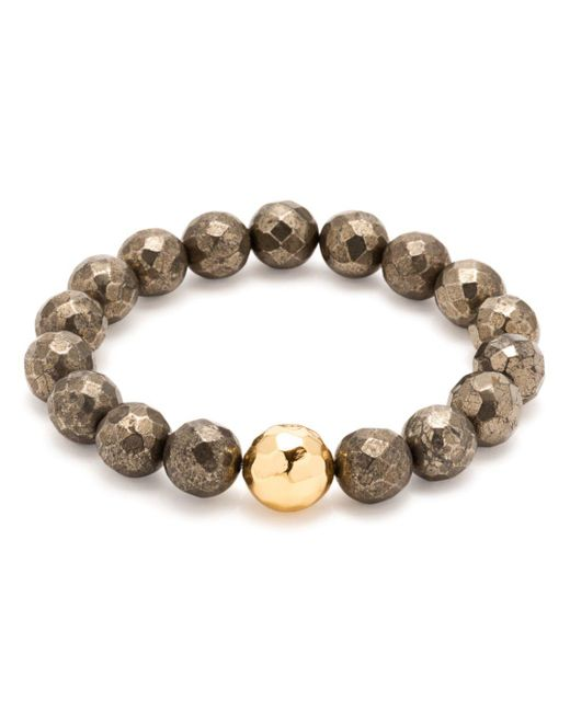 Gorjana - Brown Power Gem Statement Bracelet - Lyst