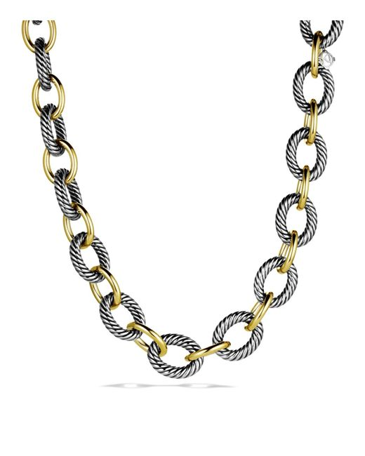 David Yurman | Metallic 17"