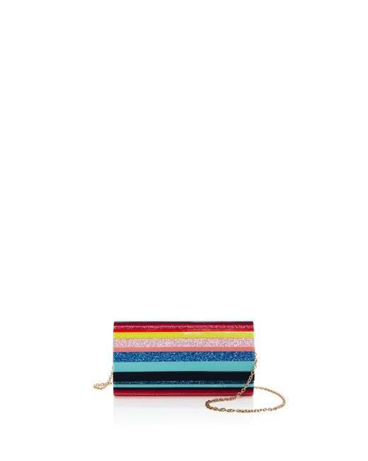 Sondra Roberts - Multicolor Resin Flap Clutch - Lyst