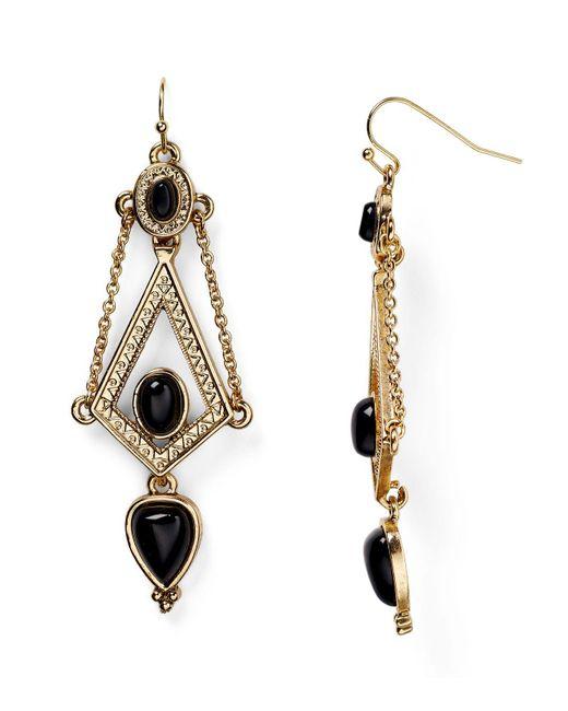 Samantha Wills | Metallic Midnight Lovers Drop Earrings | Lyst