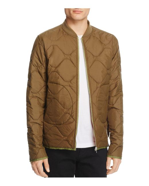 Ovadia And Sons | Multicolor Reversible Quilted Bomber Jacket for Men | Lyst