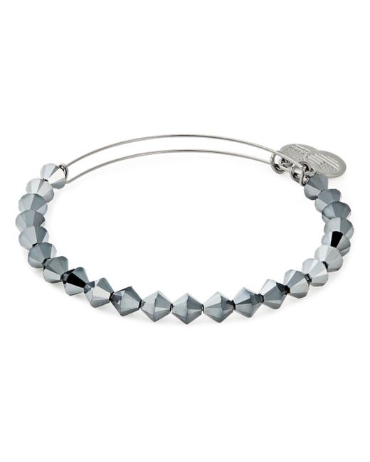 ALEX AND ANI - Metallic Lunar Color Expandable Beaded Bracelet - Lyst