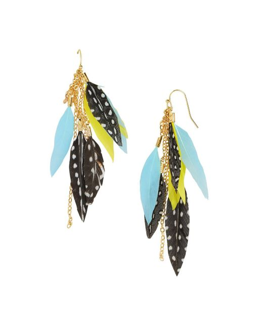 BaubleBar | Multicolor Ravyn Drop Earrings | Lyst