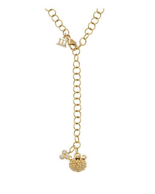 Temple St. Clair | Metallic Temple St. Clair Diamond Pendant Necklace | Lyst