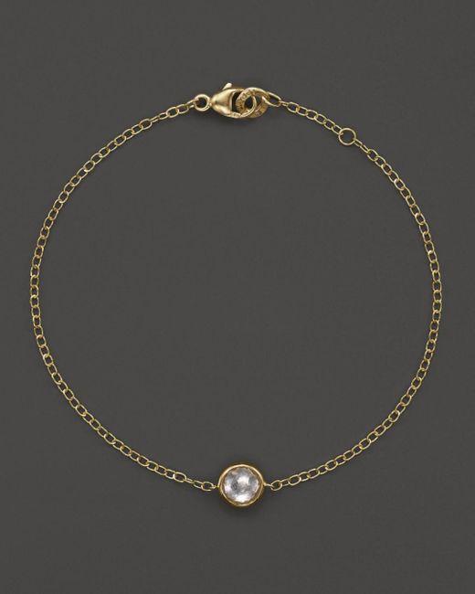 Ippolita - Metallic 18k Gold Mini - Lollipop Bracelet In Mother - Of - Pearl - Lyst