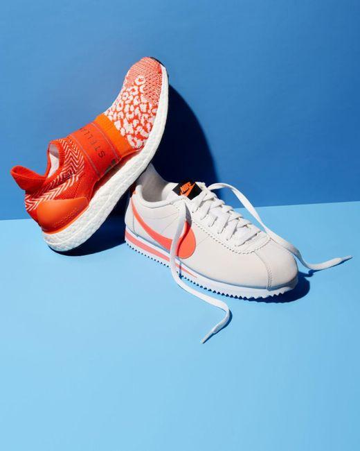 Nike Sportswear CORTEZ SE Sneakers metallic platinum