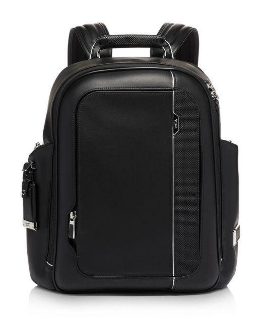 Tumi - Black Arrivé Larson Backpack for Men - Lyst