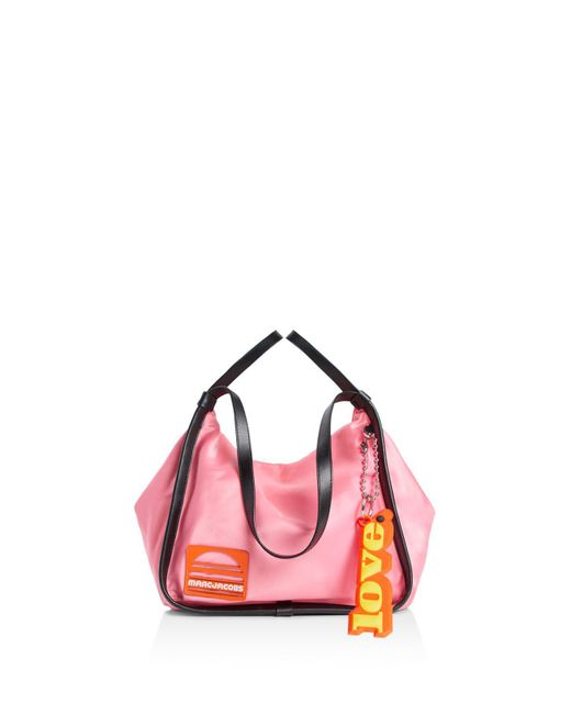 Marc Jacobs - Multicolor Sport Nylon And Leather Tote - Lyst