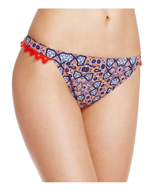 MINKPINK | Multicolor Wild For Night Bikini Bottom | Lyst