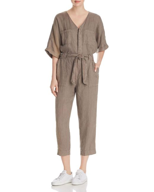 Joie - Multicolor Frodina Cropped Jumpsuit - Lyst
