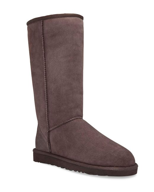 Ugg - Brown Classic Tall Boots - Lyst