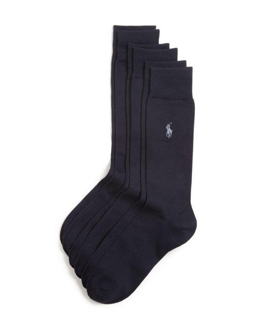 Polo Ralph Lauren | Blue Pack Of 3 for Men | Lyst
