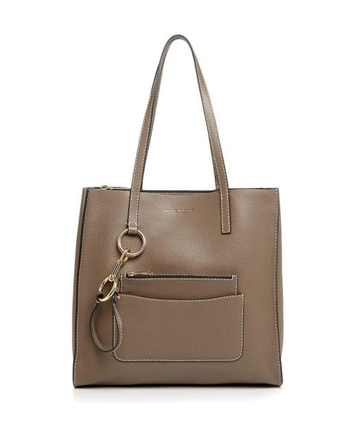 Marc Jacobs - Multicolor The Bold Grind East/west Leather Tote - Lyst